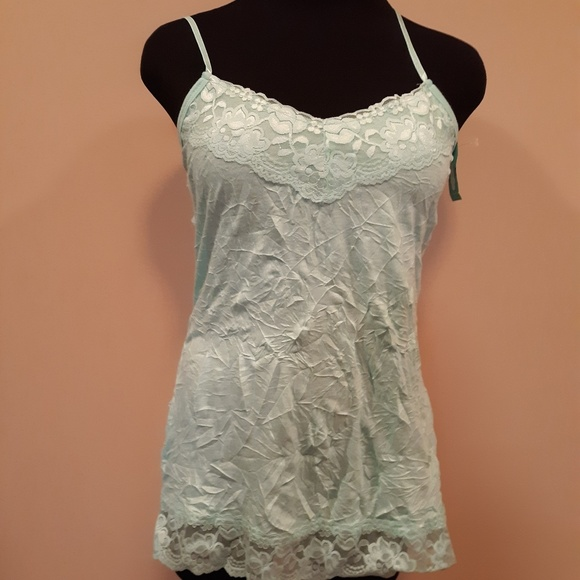 Maurices Other - Maurice's camisole teal, womans Large NWT